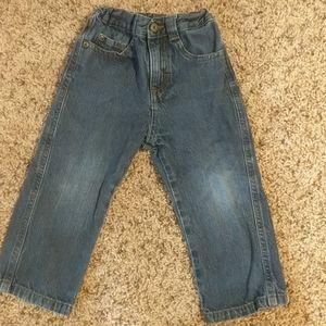 COPY - 2t Wrangler jeans